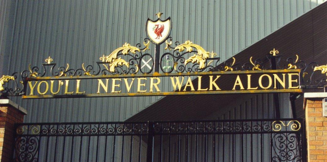 Lyric lyrics you ll never walk alone : Liverpool FC, You'll Never Walk Alone ve bir şarkıdan daha fazlası ...