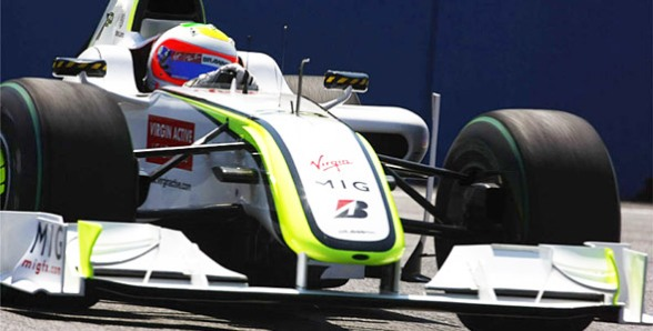Rubens Barrichello - Kaynak: turkiyef1.com