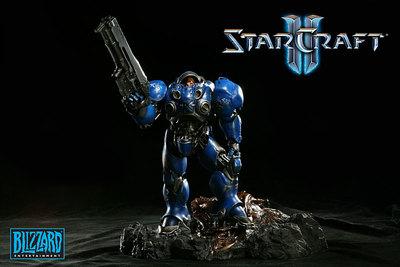 Starcraft 2_Marine