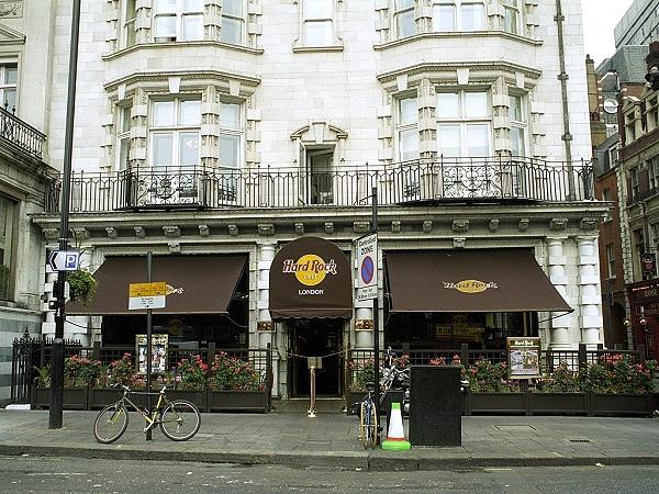 Hard Rock Cafe Oxford Street