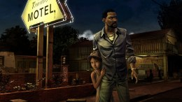 The Walking Dead Oyun Lee ve Clementine