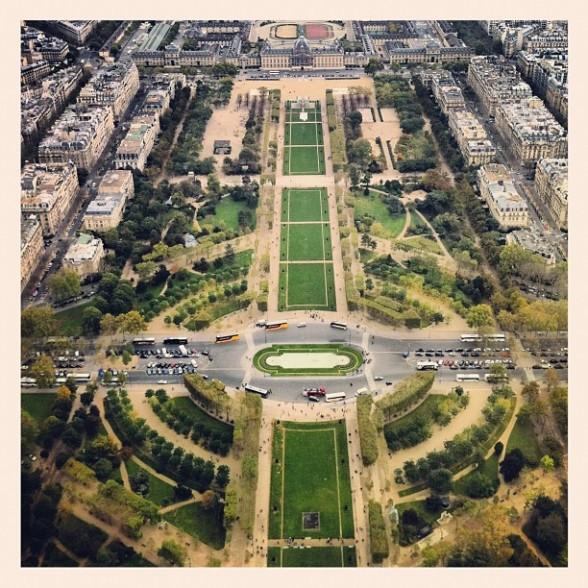 Eiffel_Paris-Manzara