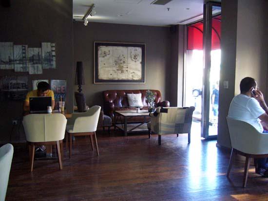 Osmanbey Douwe Egberts Cafe