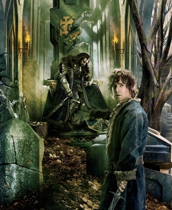 hobbit-battle-five-armies-thorin-bilbo-banner-841x1024
