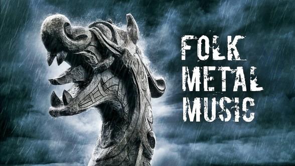 Folk-metal-muzik